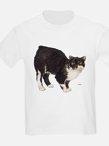 Manx Cat T-Shirt