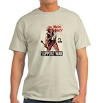 You're Next! Ash Grey T-Shirt