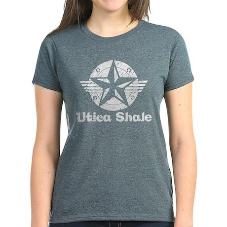 Utica Shale Pro-Fracking Women's Dark T-Shirt