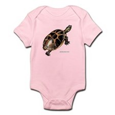 Spotted Turtle Infant Bodysuit