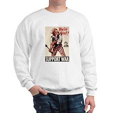 You're Next! Sweatshirt
