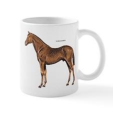 Thoroughbred Horse Mug