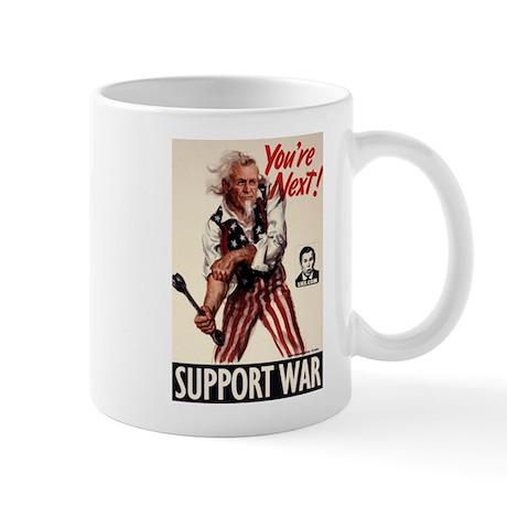 You're Next! Mug