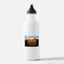 Detroit Water Bottle