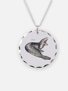 Leopard Seal Necklace