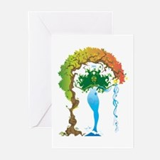 Gaea Greeting Cards (Pk of 20)