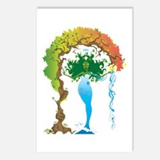 Gaea Postcards (Package of 8)