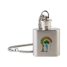 Gaea Flask Necklace