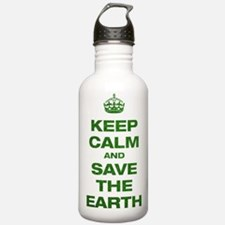 Keep Calm Sports Water Bottle