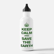 Keep Calm Sports Water Bottle