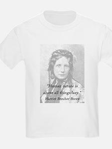 Stowe - Human Nature T-Shirt