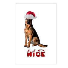 Nice German Shepherd Postcards (Package of 8)
