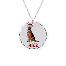 Nice German Shepherd Necklace