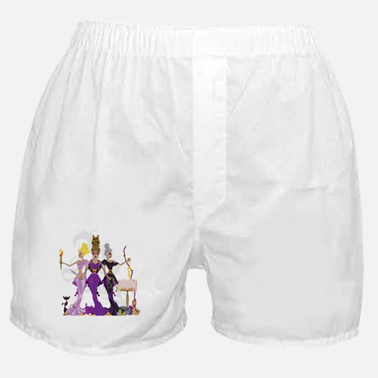 Hecate Boxer Shorts