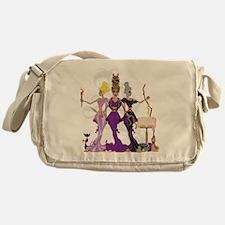 Hecate Messenger Bag