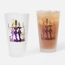 Hecate Drinking Glass