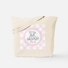 Baby Girl Lamb Tote Bag