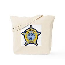 Hazard County Sheriff Tote Bag