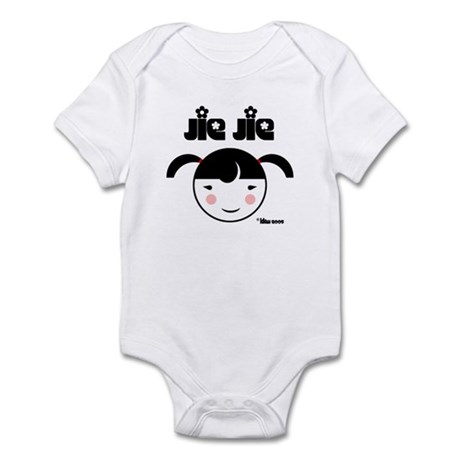 JIE JIE 6 Infant Bodysuit