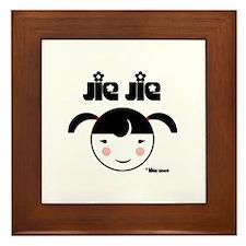 JIE JIE 6 Framed Tile