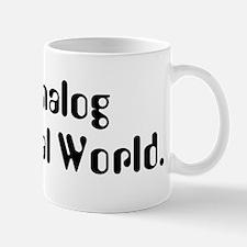 I'm Analog Mug
