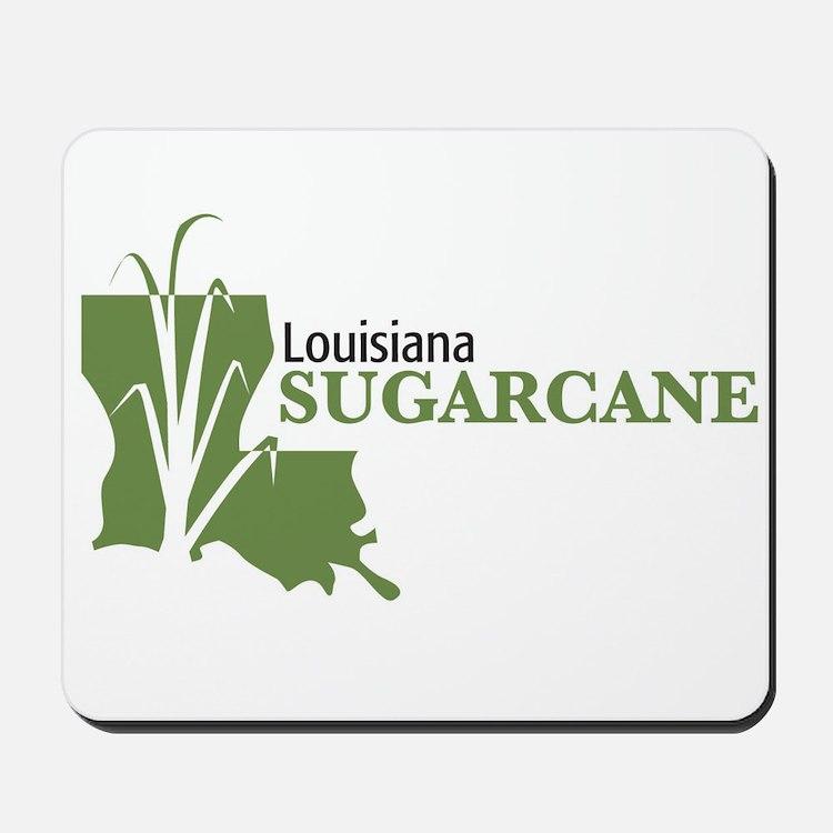 Louisiana Sugarcane Mousepad