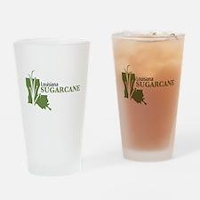 Louisiana Sugarcane Drinking Glass