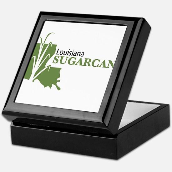 Louisiana Sugarcane Keepsake Box