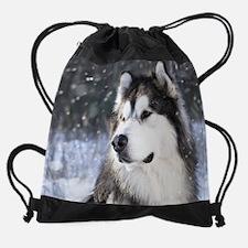 Call of the Wild Drawstring Bag