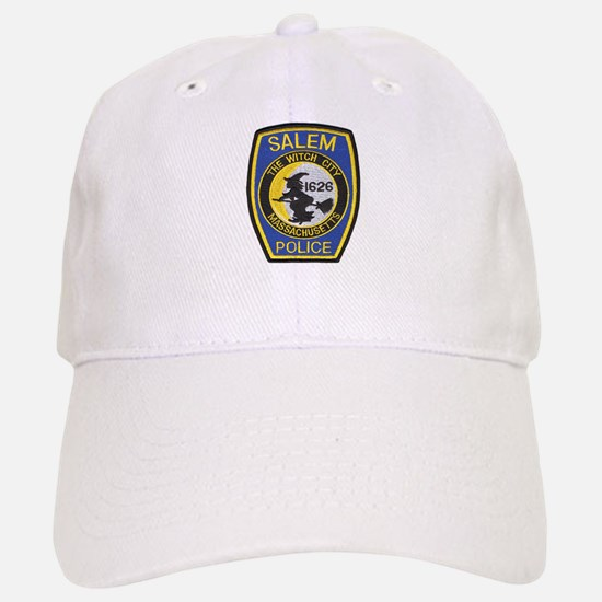 Salem Police Baseball Baseball Cap