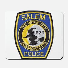 Salem Police Mousepad