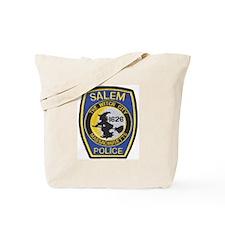 Salem Police Tote Bag