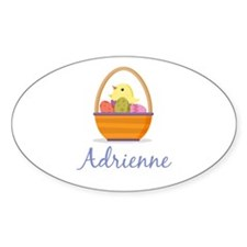 Easter Basket Adrienne Decal