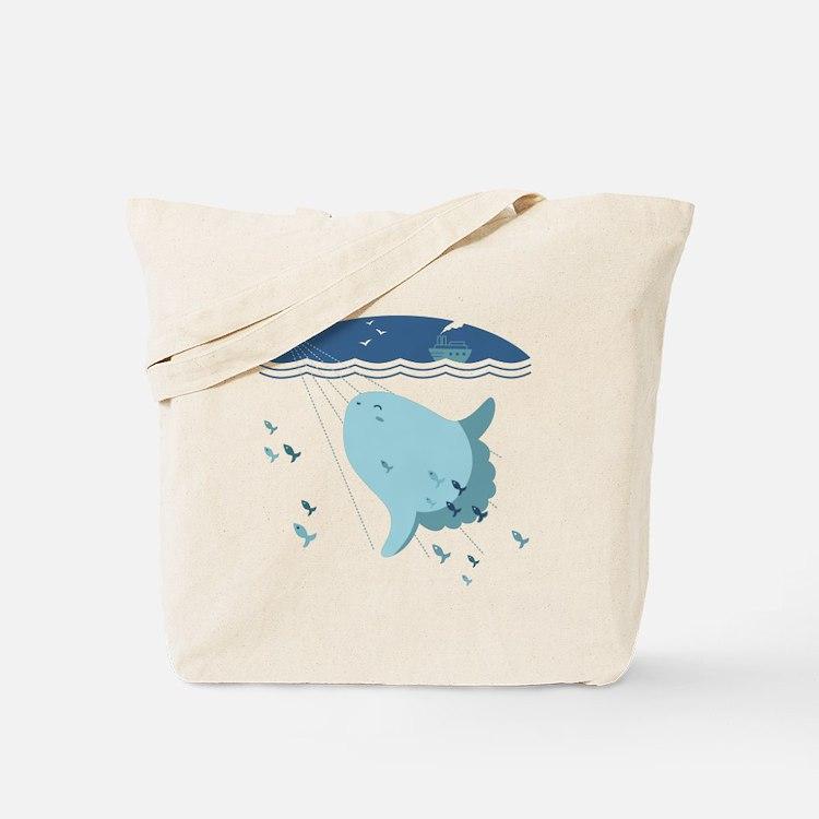 Mola Mola - Tote Bag