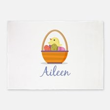 Easter Basket Aileen 5'x7'Area Rug