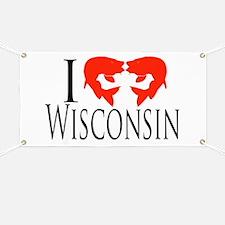 I fish Wisconsin Banner