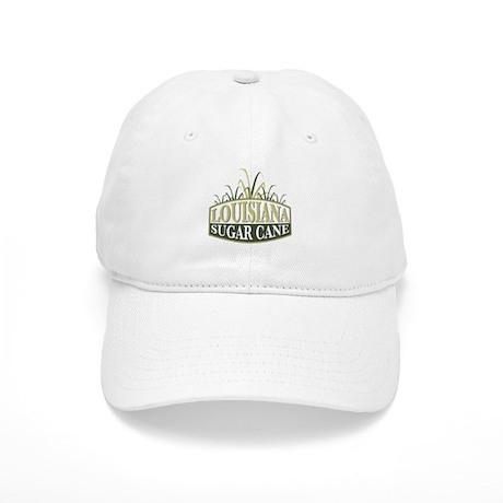 Louisiana Sugarcane shield Baseball Cap