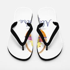 Easter Basket Alejandra Flip Flops