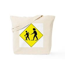 Beware of Sasquatch Tote Bag