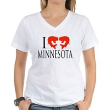 I fish Minnesota Shirt