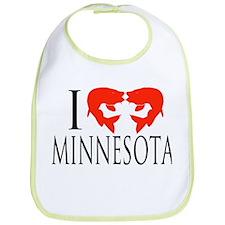 I fish Minnesota Bib