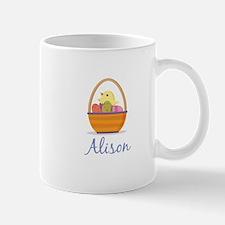 Easter Basket Alison Mug