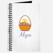 Easter Basket Alyce Journal