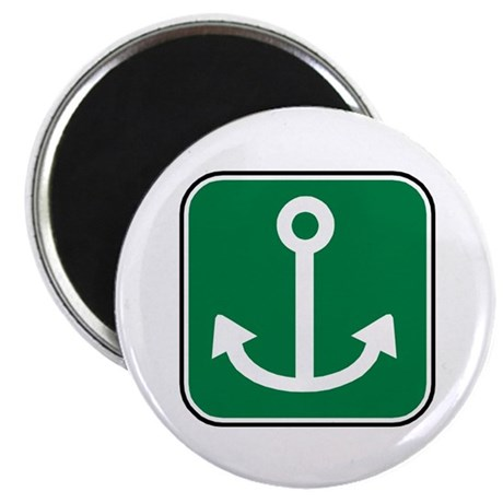 """Anchor Area 2.25"""" Magnet (10 pack)"""