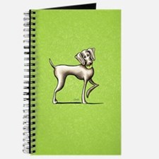 Weimaraner Tennis Journal