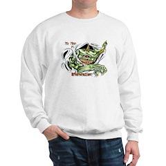 My Man is Krazie Sweatshirt
