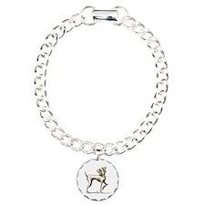 Weimaraner Tennis Bracelet