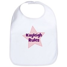 Kayleigh Rules Bib