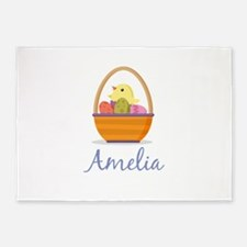 Easter Basket Amelia 5'x7'Area Rug