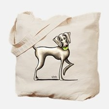 Weimaraner Tennis Tote Bag